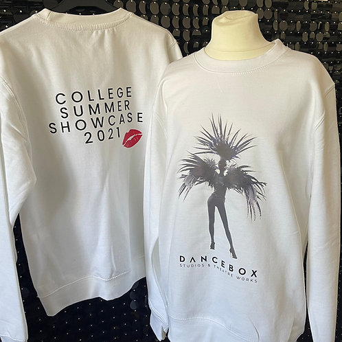 Dancebox College Summer Showcase Sweatshirt