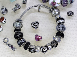 Elegant Bead Bracelet
