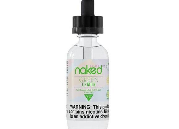 Naked 100 - Green Lemon - ejuice