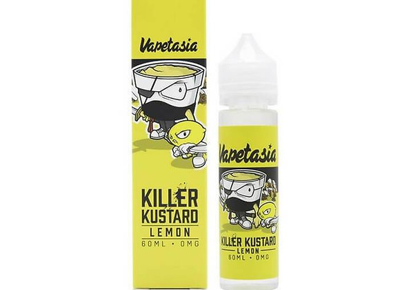 Vapetasia - Lemon Killer Kustard - ejuice