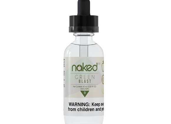 Naked 100 - Green Blast - ejuice