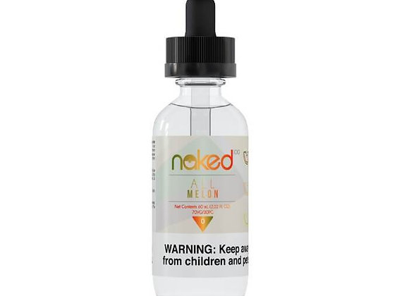Naked 100 - All Melon - ejuice