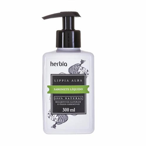 Sabonete Líquido Natural e Vegano Lippia Alba 300ml - Herbia