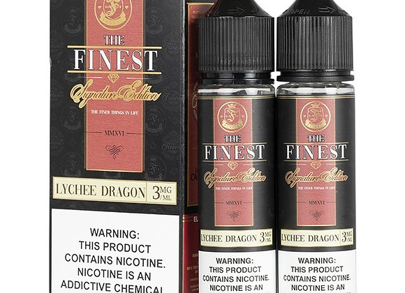 The Finest - Lychee Dragon - ejuice