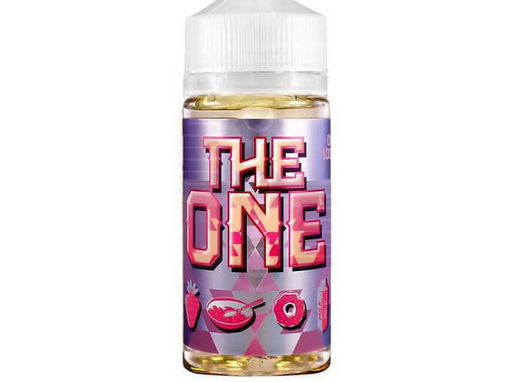 The Beard Co. - The One Strawberry - ejuice