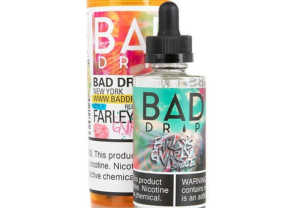 Bad Drips - Farley's Gnarly Sauce - Ejuice