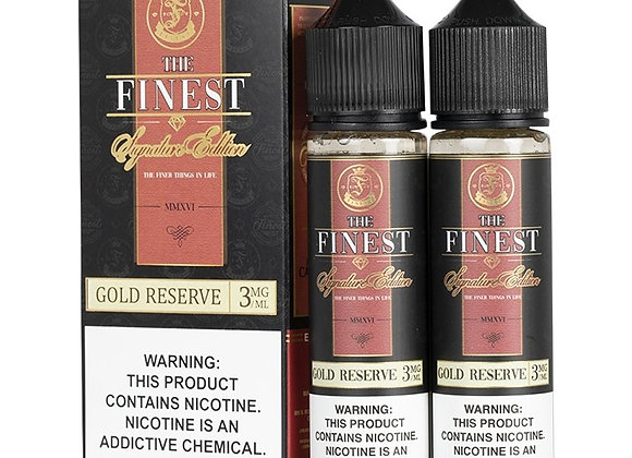 The Finest - Gold Reserve - ejuice