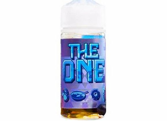The Beard Co. - The One Blueberry - ejuice