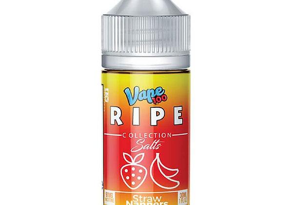 Vape 100 - Straw Nanners - ejuice