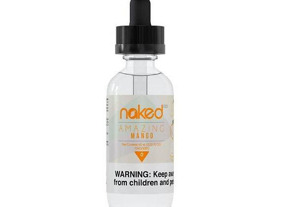 Naked 100 - Amazing Mango - ejuice