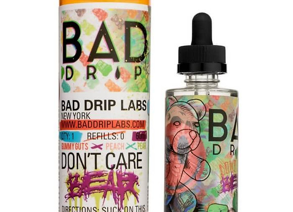 Bad Drip - Don't Care Bear - ejuice