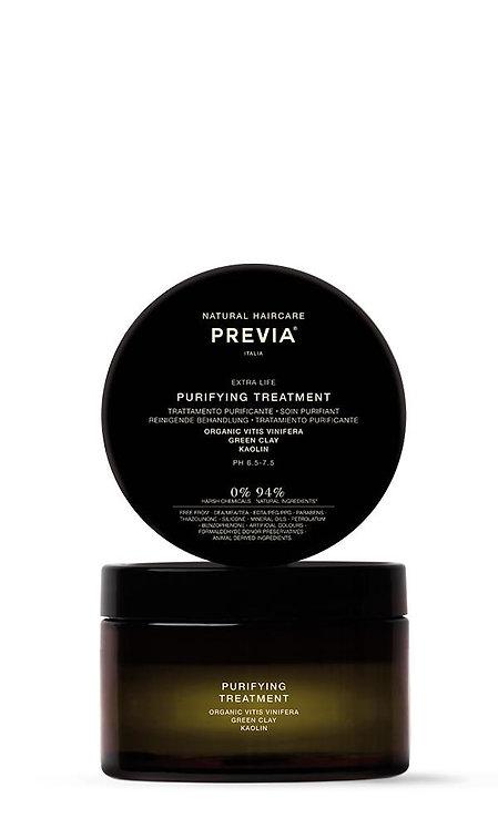 Máscara de Tratamento Purifying 250ml - Previa