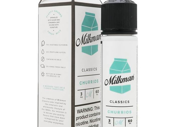 Milkman - Milkman Churrios - ejuice