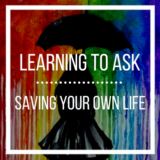 Learning to Ask: Saving Your Own Life
