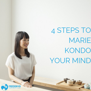 4 Steps to Marie Kondo Your Mind