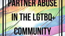 Partner Abuse in the LGTBQ+ Community