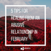 5 Tips for Healing From an Abusive Relationship in February