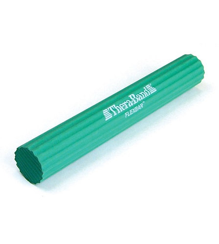 Thera-Band Flex Bar - Green (pack of 2)