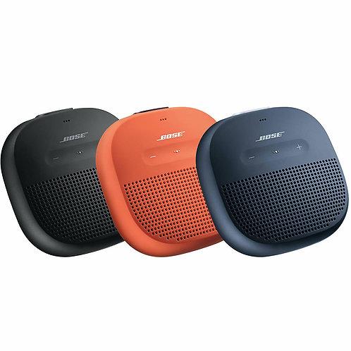 Bose SoundLink Micro Bluetooth Speaker - Black/Blue/Orange