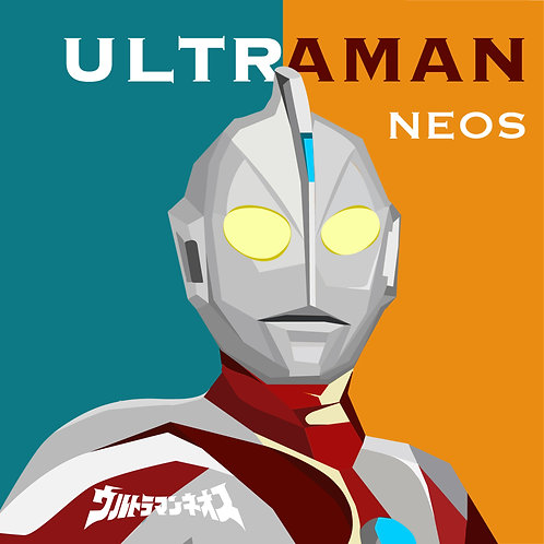 VisualSonic 掛畫無線藍牙喇叭 (Ultraman)
