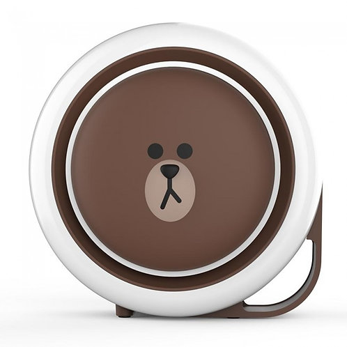 Clair R3 Air Purifier (Brown edition)