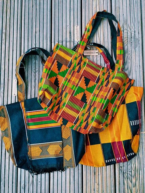 Kente Bags