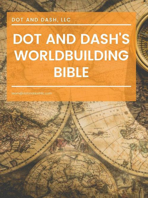 Worldbuilding Bible Workbook