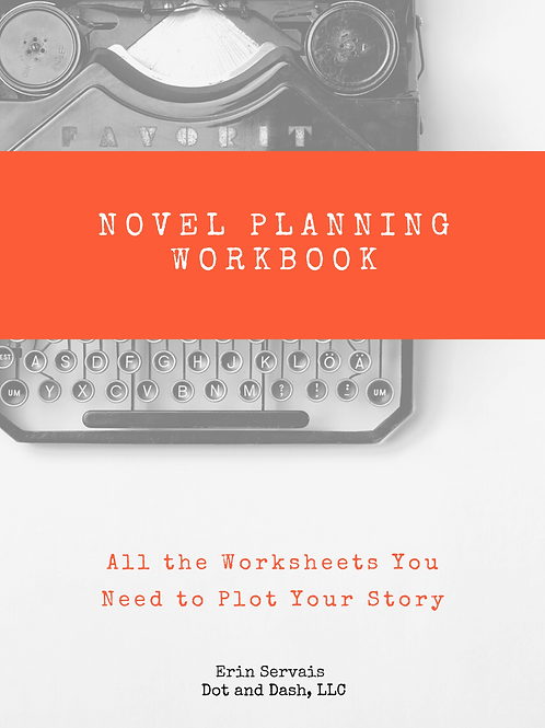 Novel Planning Workbook