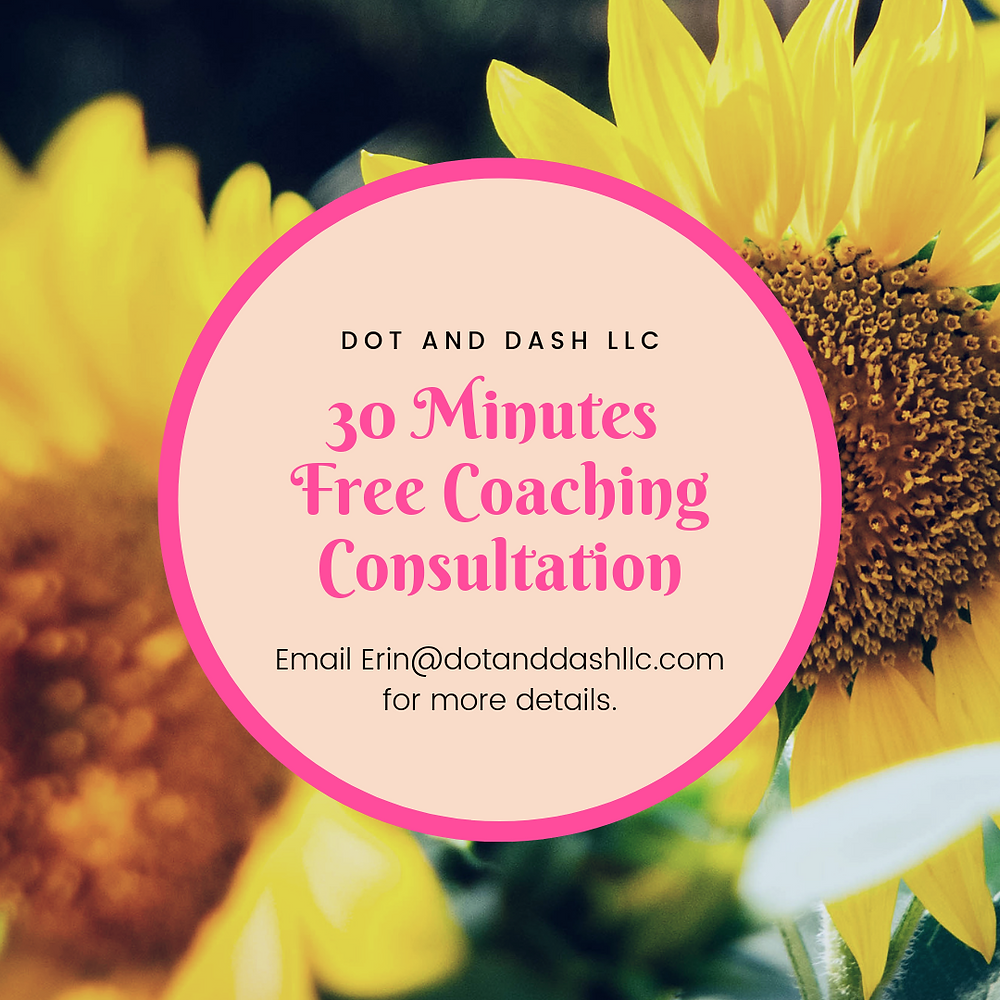 30 Minutes Free Coaching Consultation