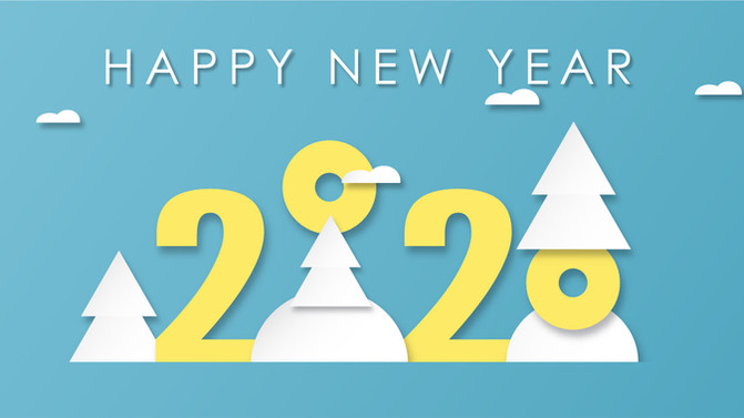 Wishing you all a joyful and healthy new year.