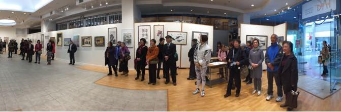 戊戌楓華書畫展 - Chinese Artist Association of Canada