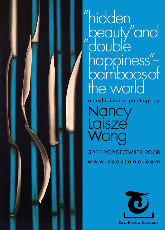 """""""Hidden Beauty"""" and """"Double Happiness"""" - Bamboos of the World"""