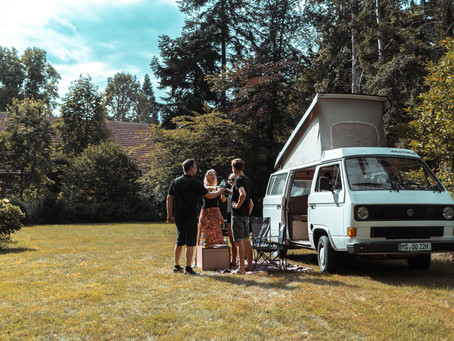 Stadt Land Bus Camping Blog - Wir sind Online