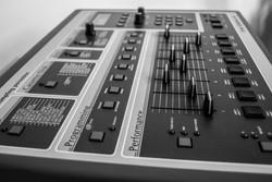 Emu SP12 sampling drum machine