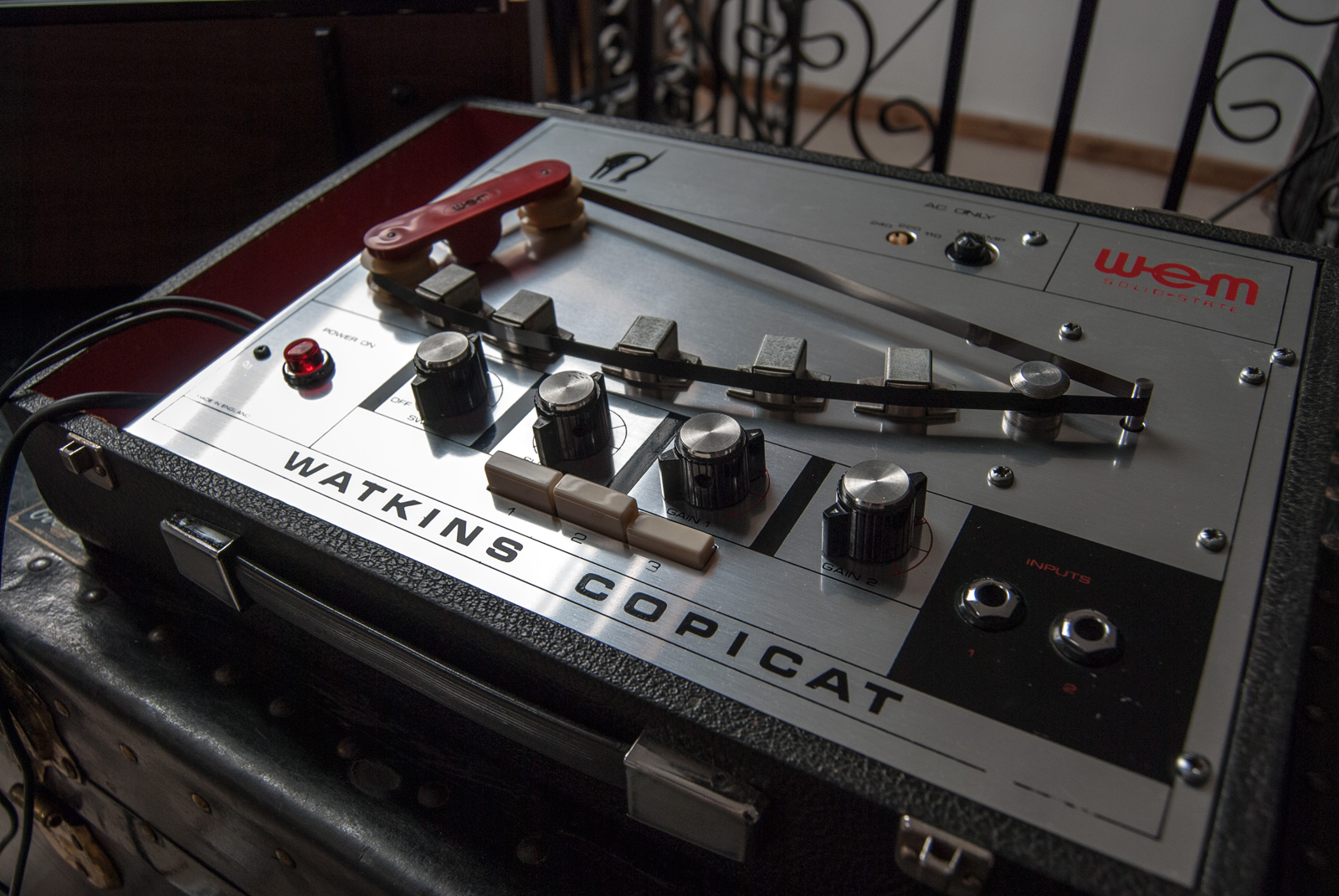 Vintage Watkins Copicat tape delay