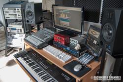 Backwaters Studio - Mixdown