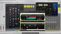 Logic Pro / Waves screen shot