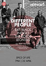 Different People, Live Music, Rock, Indie, alternative, Backwater channel Records, Indendent Record Label, Independent music, Spice of Life, soho, London, UK