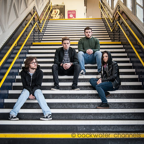 Different People, UK rock band with influences of indie, punk, and grunge, based in Essex, currently signed to Backwater channel Records, Independent Record Label