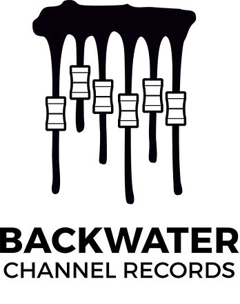 Backwater Channel Records logo, Independent record label based in the UK