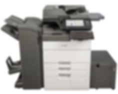 Lexmark XM9145 Black-and-White A3 mfp printer