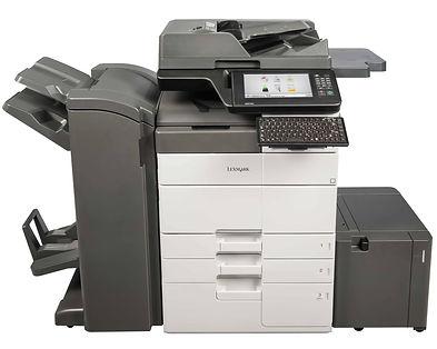 Lexmark XM9145 Black-and-White A3 mfp printer
