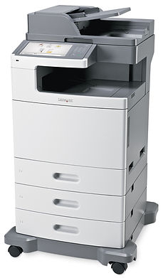 Lexmark XS790 colour A4 printer