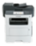 Lexmark XM1145 monochrome A4 multifunction printer for office