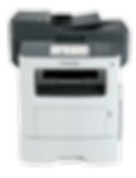Lexmark XM3150 monochrome A4 multifunction printer for office