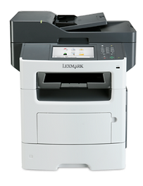 Lexmark XM1140 monochrome A4 multifunction printer for office