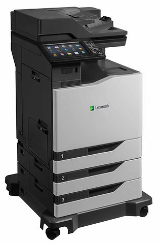 Lexmark XC8155 colour A4 printer
