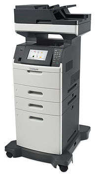 Lexmark XM5100 series monochrome A4 multifunction printer for office