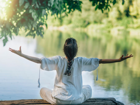 A Guided Meditation for Self Connection