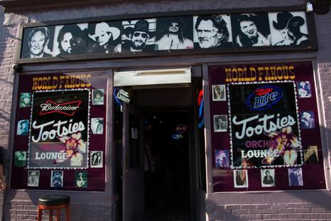 Nashville's Tootsies Orchid Lounge
